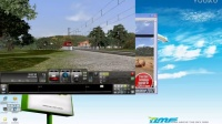 模拟火车2012  4682次货运列车 自由驾驶模式欣赏