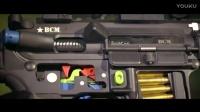 西格绍尔416 射击 AR15突击步枪 M4 卡宾枪结构战术