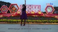 zhanghongaaa自编华尔兹(93步舞蹈 室外夜景教学版) 原创