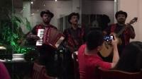 斯里兰卡当地乐队表演