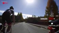 禧玛诺运动摄像机骑行进攻录制