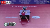 西蒙vs斯巴耶夫【2017欧洲16强乒乓球比赛】西蒙耍赖遭吹嘘