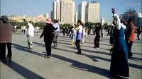 西宁中心广场藏族锅庄视频31