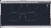 CAD眼镜绘图 审图 2017年第一期