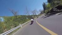 北京摩托车骑行百里画廊 CBR300R 本田H.O.T俱乐部