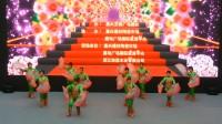 新语溪广场舞队《花开桐乡》20161224