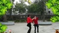 学跳双人舞—美丽的七仙女