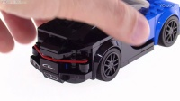 75878 积木砖家乐高LEGO Speed Champions Bugatti Chiron review!