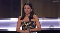 朱丽娅·德莱弗斯23届美国演员公会奖获奖感言