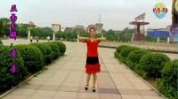 幸福家乡-高安子君广场舞(爱吾版)20期,附背面分解与演示