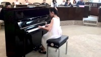 赵子涵钢琴比赛《红星闪闪放光彩》_高清