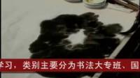 中国书画函授大学国画讲座:画荷花技法1