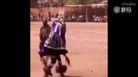 这个非洲人的广场舞。。。我可能有双假腿