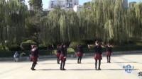 香英广场舞-《冬天里的白玫瑰》