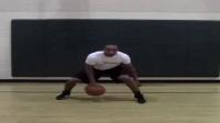 【精品篮球】10种非常实用胯下运球,详细篮球教学。 篮球教学运球