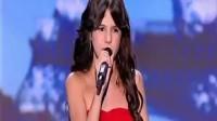 法国13岁小萝莉Marina惊艳翻唱Rolling