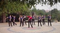 永州格格广场舞系列三     《小小新娘花》傣族舞
