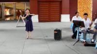 北京豫剧戏迷 刘女士鸟巢演唱