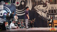 石头 (win) VS 乔瀚青 POPPING FINAL BATTLE 2012 WIB VOL.5 焦作赛区