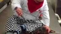 超萌超可爱的Baby Chef 超级厨师