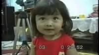 超可爱小女孩自拍