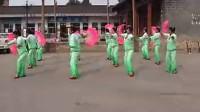 燕婵娥北潘重阳节10年四套秧歌,花棍秧歌比赛