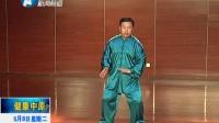 张东武老师陈式太极拳新架一路 健康中原 教学片2012年05月08日
