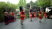 深圳海上田园看原生态歌舞