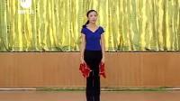 东北秧歌4-手帕的舞法