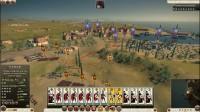 罗马2:全面战争  攻城战