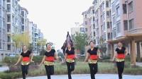 阳光玫瑰广场舞 情字路口(原创) 编舞:雪儿 飞扬 拍制:飞扬