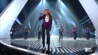 【新浪微博:@Beyonce榜单控】Love On Top(Live @ VMA)