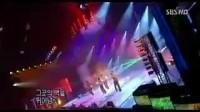 韩国音乐颁奖典礼BOA现场演绎(清晰版)