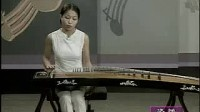 袁莎古筝入门教程3.演奏姿势
