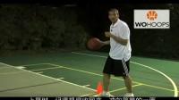五虎篮球教学 上篮-篮下正面上篮综合练习-2(ES)