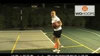 五虎篮球教学 上篮-篮下正面上篮综合练习(AF)