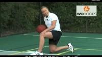 五虎篮球教学 上篮-上篮的基本动作介绍(AF)
