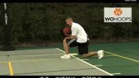 五虎篮球教学 上篮-右手上篮的基本动作介绍(ES)