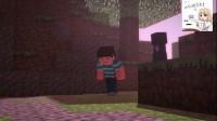 Creeper Encounter - A Minecraft Animation 超清