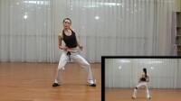 中级健身舞示范