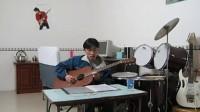 吉他弹唱--地道战