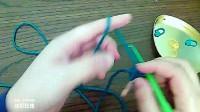 圆形包带的钩法