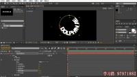 After Effects视频教程76课 路径文字动画 & 3D文字