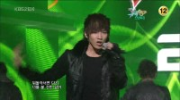100101 KBS音乐银行 2PM 等到疲惫