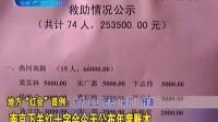 """地方""""红会""""首例:南京下关红十字会今天公布年度帐本 120322 零距离"""
