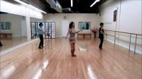 排舞 激情探戈 (Tango De Pasion 演示与分解 )