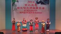 3、第五届桂林丝竹轩之星葫芦丝比赛颁奖晚会——执玛格聂