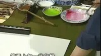 崔庆国写意牡丹2.单瓣复瓣花头