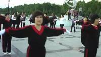 明水广场舞蹈《快乐舞步》