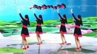 1广场舞【香吻留给心上人】制作:永不疲倦123